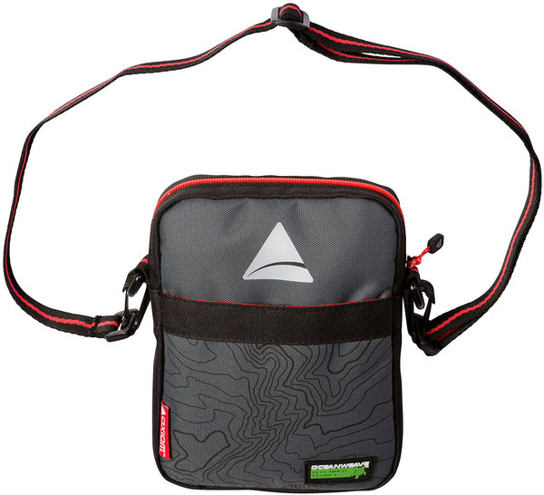 Axiom Seymour Oceanweave Basketpack P1.2 Color: Grey/Black