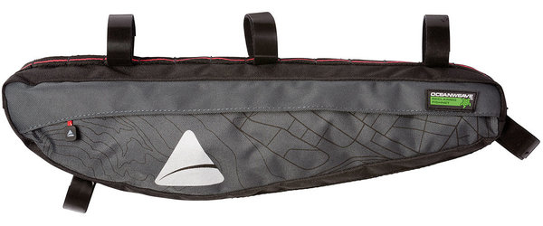 Axiom Seymour Oceanweave Framepack P2.5 Color: Grey/Black