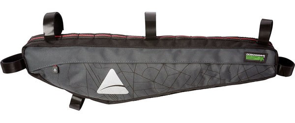 Axiom Seymour Oceanweave Framepack P3.5 Color: Grey/Black