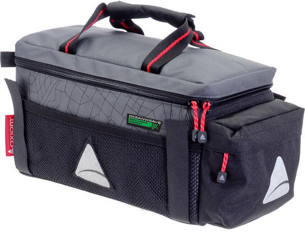 Axiom Seymour Oceanweave Trunk P9 Color: Gray/Black