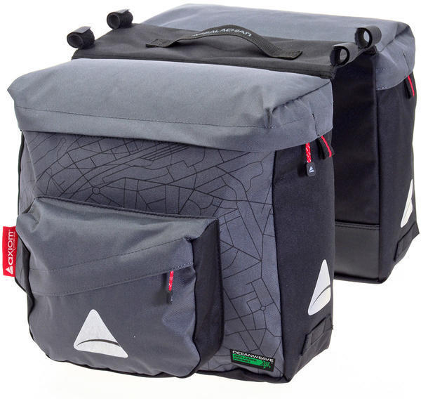 Axiom Seymour Oceanweave Twin P25 Color: Gray/Black