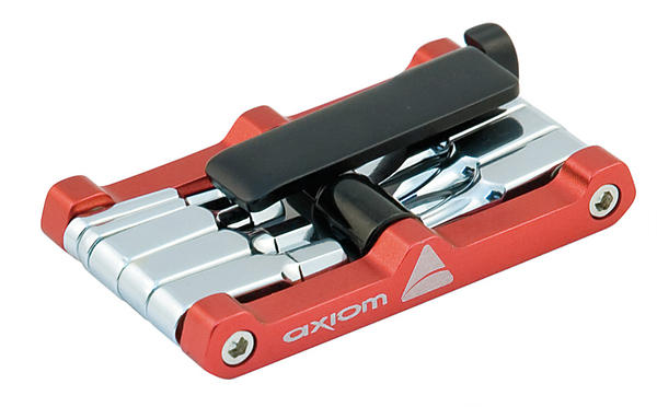 Axiom Tuck 11 Mini Tool Color: Red