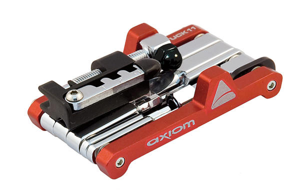 Axiom Tuck 16 Mini Tool Color: Red