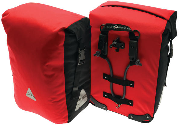 Axiom Typhoon Aero DLX 45 Panniers