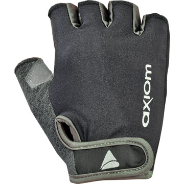 Axiom Journey LX Gloves - Women's Color: Black/Charcoal