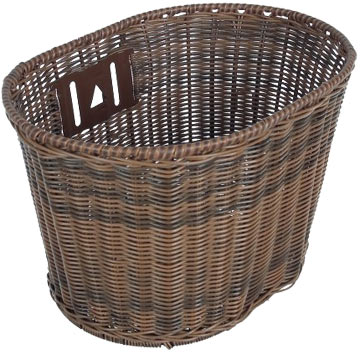 Axiom Faux Wicker Nano Basket