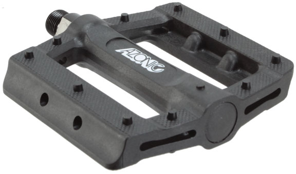 Azonic Shoo-In Pedals Color | Size: Black | 9/16
