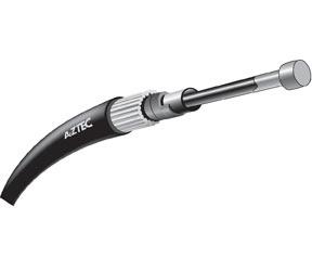 Aztec Stainless Derailleur Cable