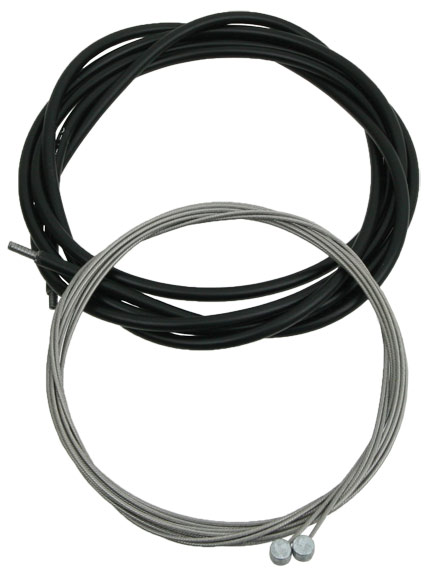 Aztec Super Slick Cable Set Color | Model: Black | MTB Brake
