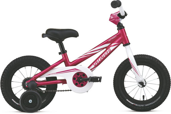 Specialized Girl's Hotrock 12 Coaster Color: Pink/White