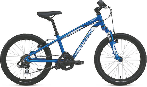 Specialized Boy's Hotrock 20 (6-Speed) Color: Blue/White/Black