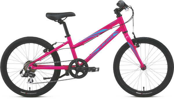 Specialized Girl's Hotrock 20 Street (6-Speed) Color: Pink