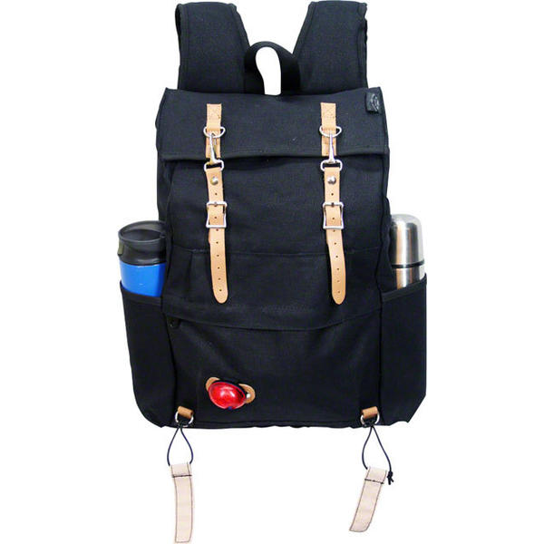 Banjo Brothers Canvas Cycling Rucksack Accessories not included