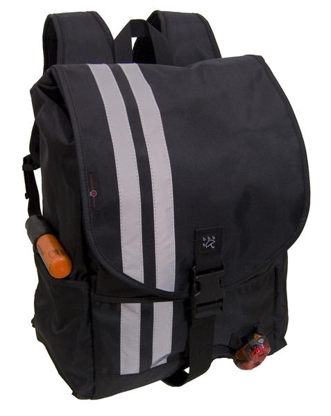 Banjo Brothers Commuter Backpack Color: Black
