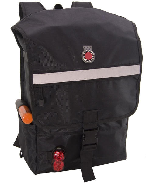 Banjo Brothers Metro Backpack Color: Black