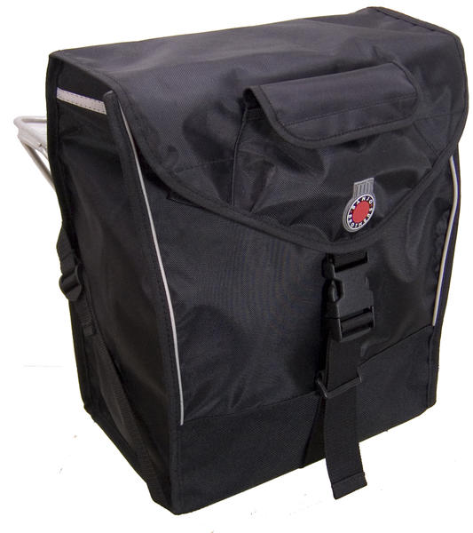 Banjo Brothers Market Pannier Color: Black