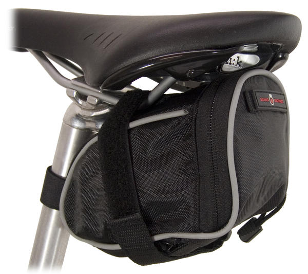 Banjo Brothers Medium Deluxe Seat Bag Color: Black