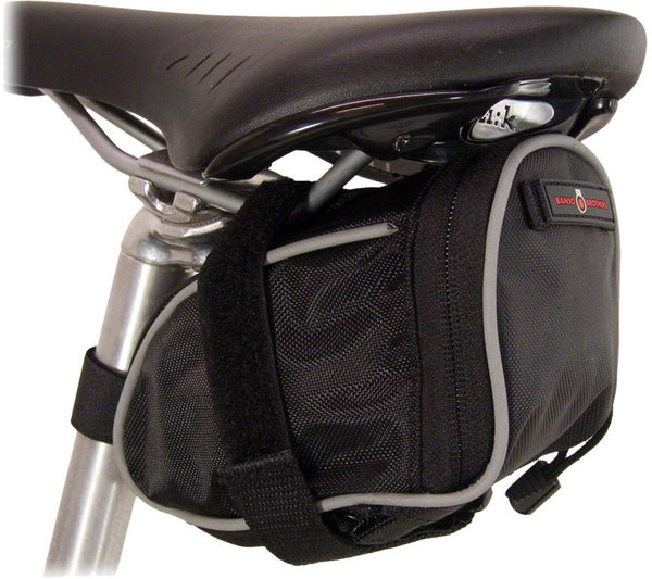 Banjo Brothers Medium Seat Bag Color: Black