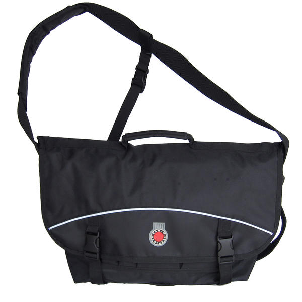 Banjo Brothers Messenger Bag (Medium) Color: Black