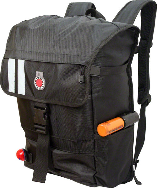 Banjo Brothers Metro Compact Backpack Accessories not included