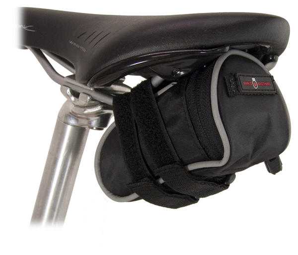 Banjo Brothers Mini Deluxe Seat Bag Color: Black