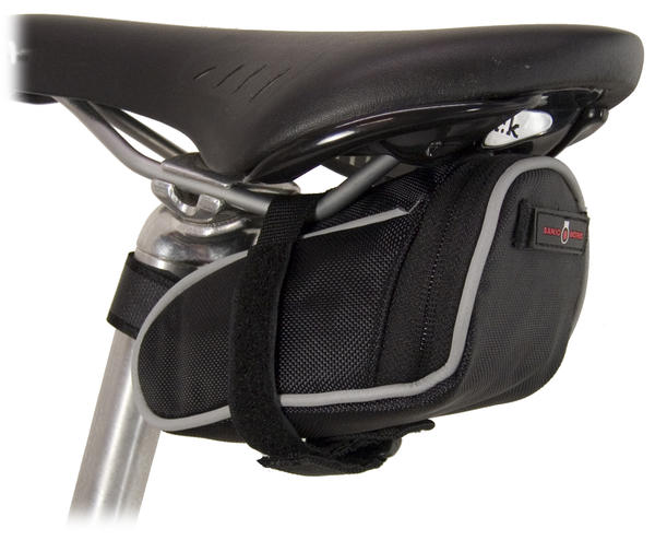 Banjo Brothers Small Deluxe Seat Bag Color: Black
