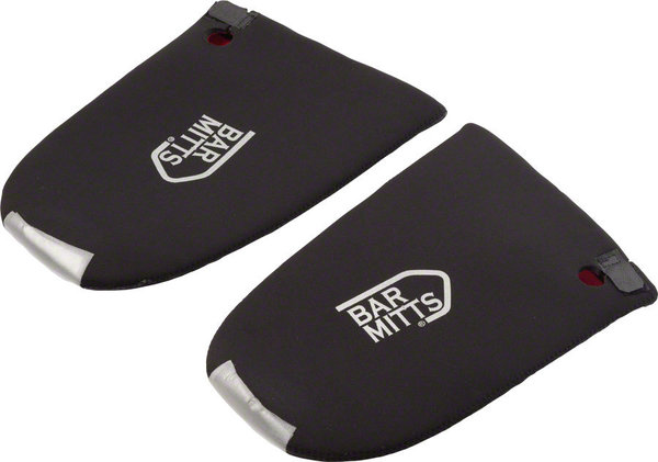 Bar Mitts Bullhorn Handlebar Pogies Color: Black
