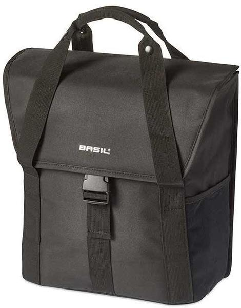 Basil Go Single Bag Color: Black
