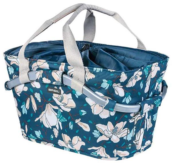 Basil Magnolia Carry All MIK Rear Basket