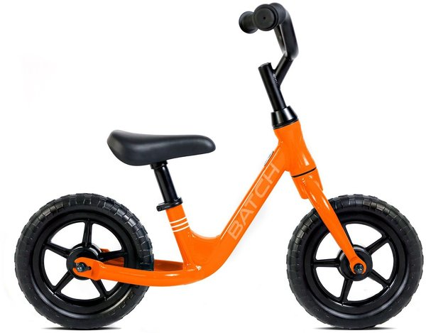 Batch Bicycles The Balance Bicycle Color: Gloss Ignite Orange