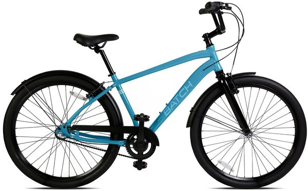 "Batch Bicycles The Comfort Bicycle 27.5"" Color: Gloss Batch Blue"
