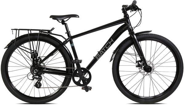 Batch Bikes The Commuter Bicycle Color: Matte Pitch Black