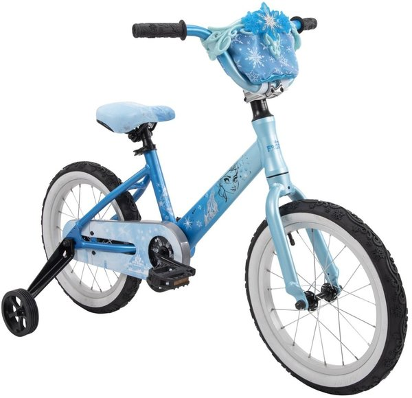 Batch Bicycles The Disney Frozen Kids 16-inch Bicycle