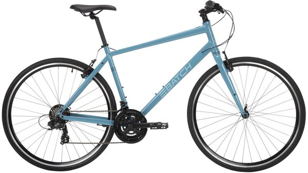 Batch Bicycles The Fitness Bicycle Color: Gloss Batch Blue