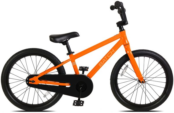 Batch Bikes The Kids 20-inch Bicycle Color: Gloss Ignite Orange