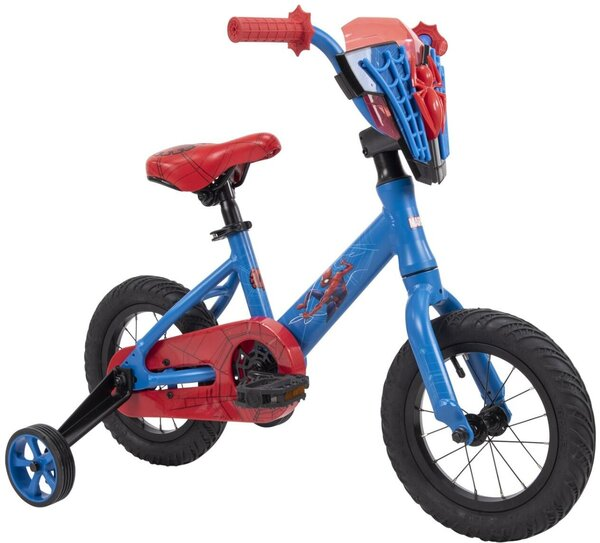 Batch Bicycles The Marvel Spider-Man 12-inch Kids Bicycle