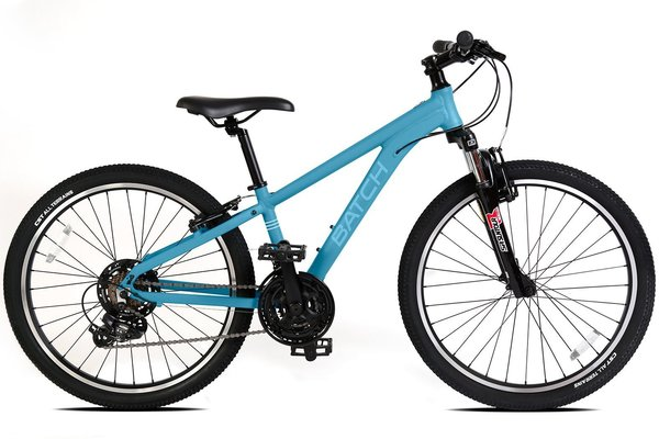 Batch Bicycles The Mountain Bicycle Color: Gloss Batch Blue