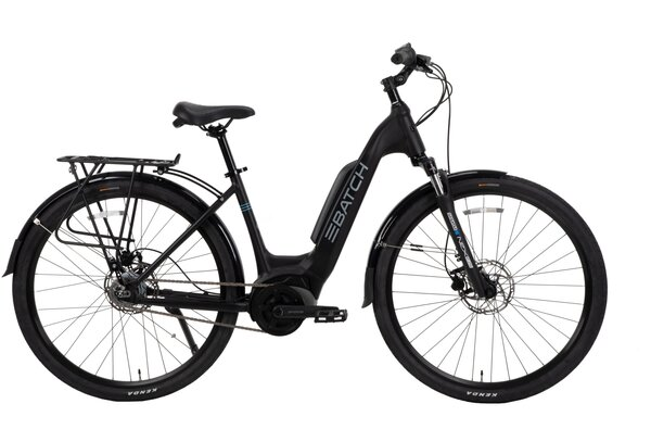 Batch Bicycles The Step-Thru Plus E-Bike