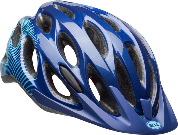 Bell Coast Joy Ride MIPS Color | Size: Gloss Navy/Sky Fibers | One Size Fits Most