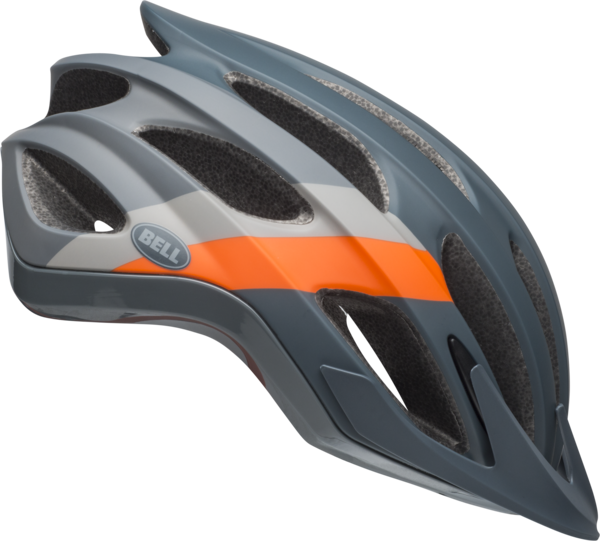 Bell Drifter MIPS Color: Logic Matte/Gloss Slate/Gray/Orange