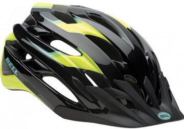 Bell Event XC Color: Black/Hi-Viz Speed Fade