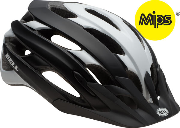 Bell Event XC MIPS Color: Black/White