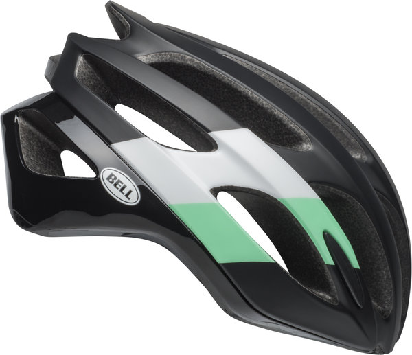 Bell Falcon Joy Ride MIPS Color: Attitude Matte/Gloss Black/White/Mint