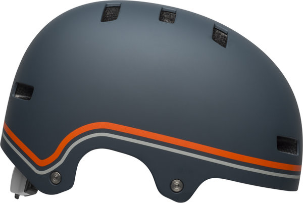 Bell Local Color: Classic Matte Slate/Orange