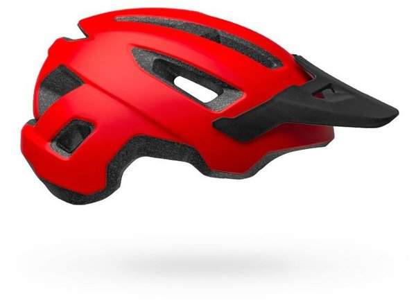 Bell Nomad MIPS Color: Matte Red/Black