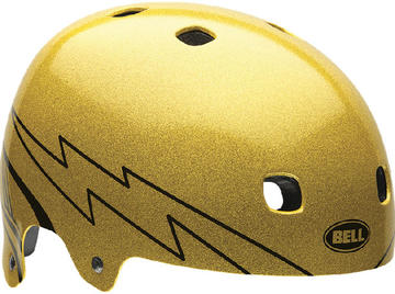 Bell Segment Color: Gold Flake