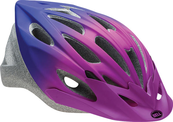 Bell Solara - Women's Color: Matte Purple Comet