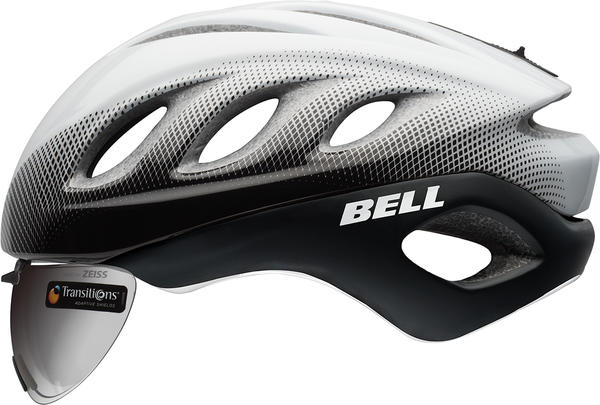Bell Star Pro W/Transitions Shield