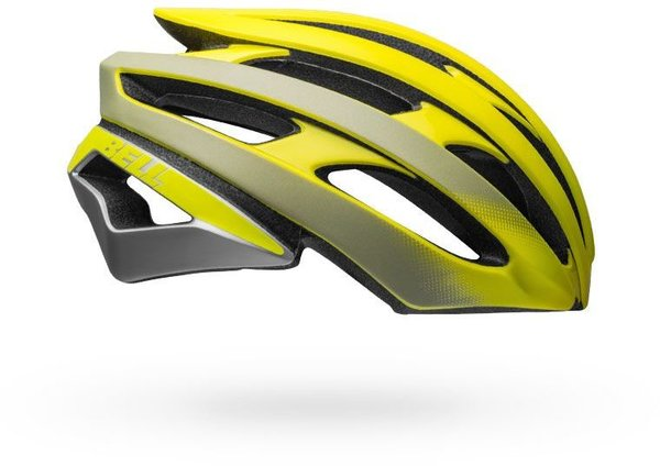 Bell Stratus Ghost MIPS Color: Ghost Matte/Gloss Hi-Viz Reflective