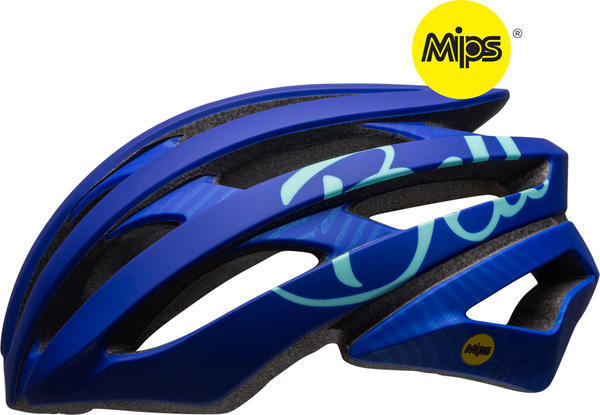 Bell Stratus MIPS Joy Ride Collection Color: Matte Cobalt/Pearl